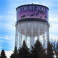 Detroit Zoo - Local Driving Directions